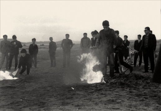 Kang Guk-jin, Jeong Gang-ja, Jeong Chan-seung<br /> Murders on the Han Riverside October 17 (4pm), 1968, Seoul
