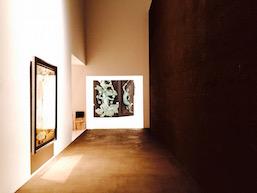 Aomori Museum of Art interior walls