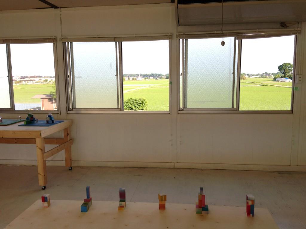 Yusuke Komuta's work space