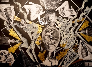 D.K.Z (Hamadaraka Kosuke Kawamura), Cabaret Voltaire, Super-Deluxe. Photo: Nick West