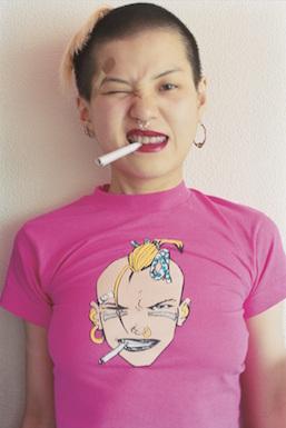 Yurie Nagashima, 'Tank Girl' (1994) Chromogenic Print