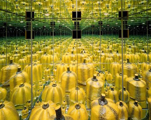 Yayoi Kusama, 'Mirror Room (Pumpkin)' (1991/1992)