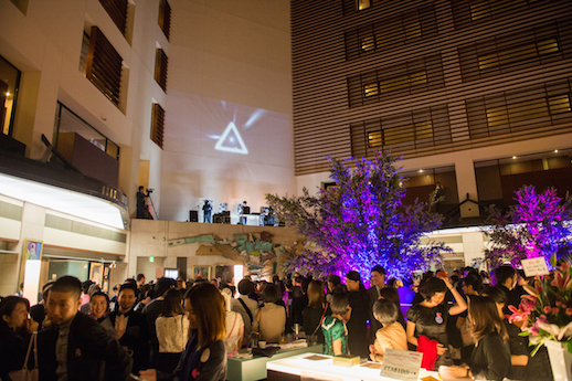 TAB 10th Anniversary Party in 2014