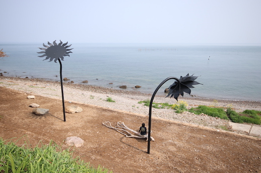 Takahito Kimura, 'Sitting with the Sun'