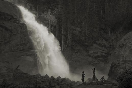 Erwin Olaf, 'Im Wald, Am Wasserfall' (2020) ©Erwin Olaf