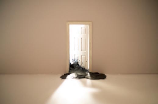 Yingfei Liang, 'Beneath the Scars, a Locked Room 8' (2020) ©Yingfei Liang