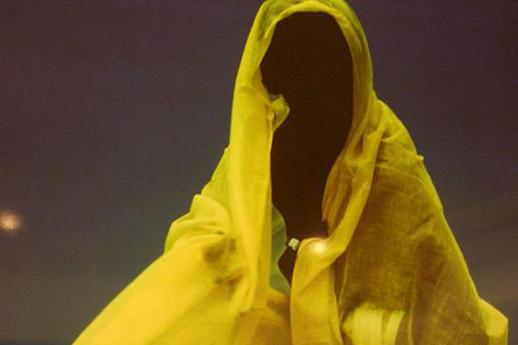 《黄色の衣装を纏った女性》、クサビエ・シンバルド