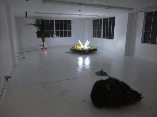 足立喜一朗「シャングリラ」展