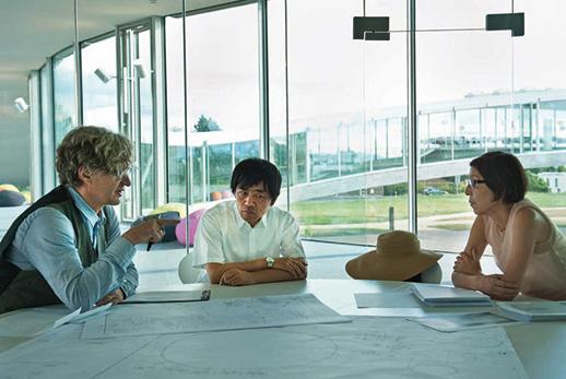 ヴィム・ヴェンダース《もし建築が話せたら…》2010