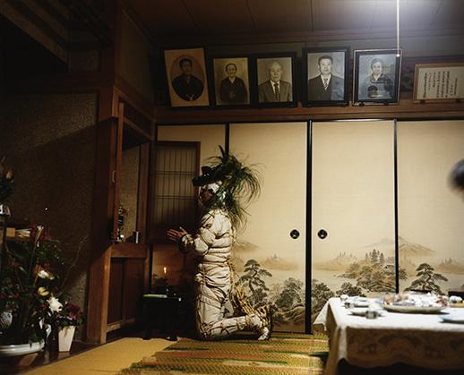 成仏寺 修正鬼会 photo by Naoki Ishikawa