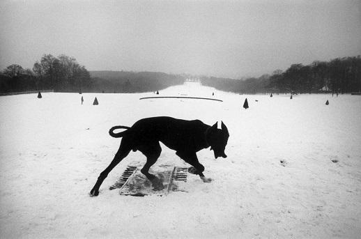 《「エグザイルズ」より オー=ド=セーヌ、フランス》(1987年)©Josef Koudelka / Magnum Photos