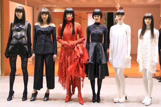 TABレポ:山口小夜子「未来を着る人」@東京都現代美術館Tokyo
