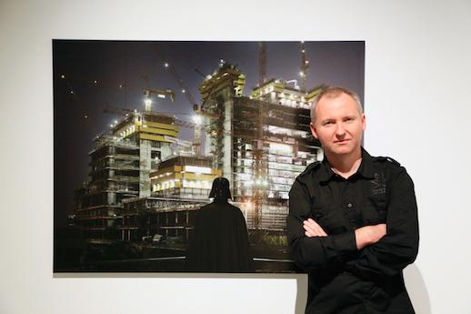 セドリック・デルソー「DARK LENS」インタビュー