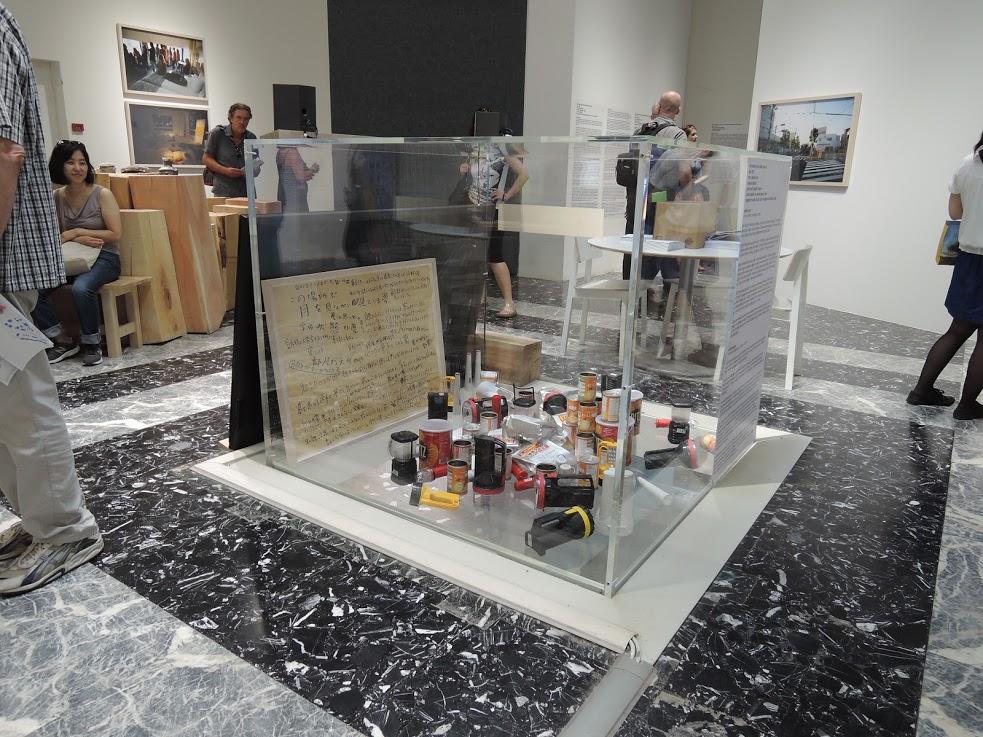 「第55回ヴェネチア・ビエンナーレ」で特別表彰を受賞した日本館