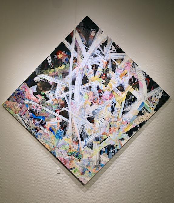 KOURYOUによる平面作品も戯曲・上演の一部