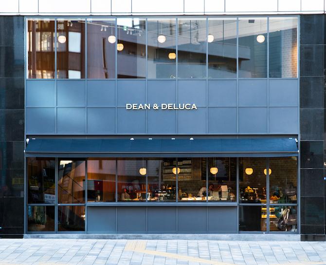 オフィシャルカフェ DEAN & DELUCA カフェ青山