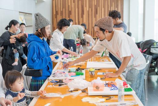 エスパス ルイ・ヴィトン東京でワークショップ「知覚(と意味)のコラージュ制作」を開催しました