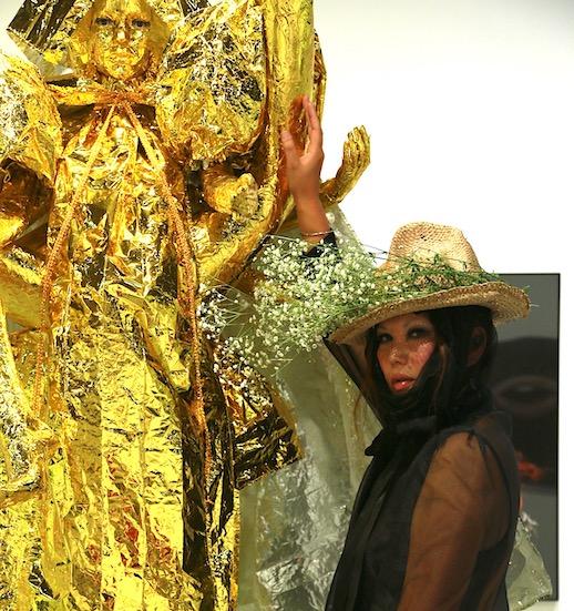 12年ぶりの新作展は「女神」がテーマ。DIESEL ART GALLERYで個展開催中のピュ〜ぴる インタビュー