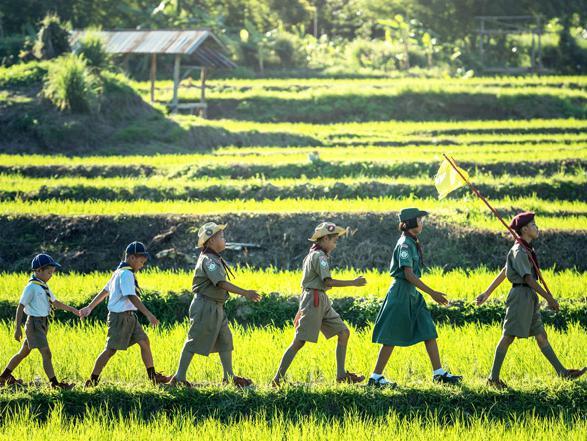 大人のボーイスカウトプロジェクト〜茅ヶ崎でスローライフを体験する農泊事業の展開〜