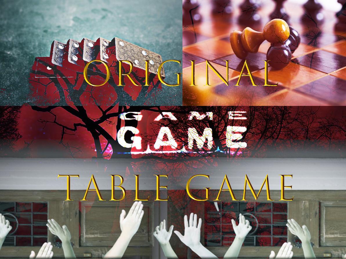 """テーブルゲームを""""作る""""・""""魅せる""""・""""売る"""""""