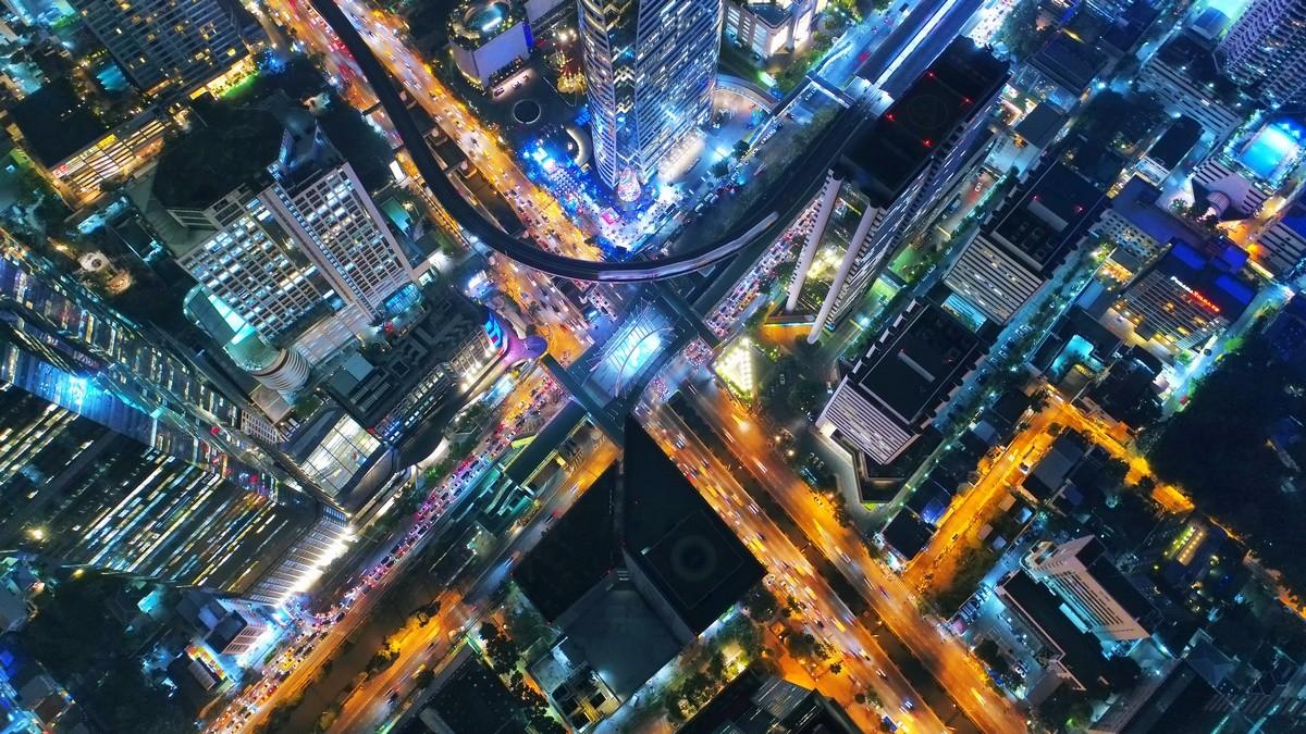 Bangkok y la superpoblación