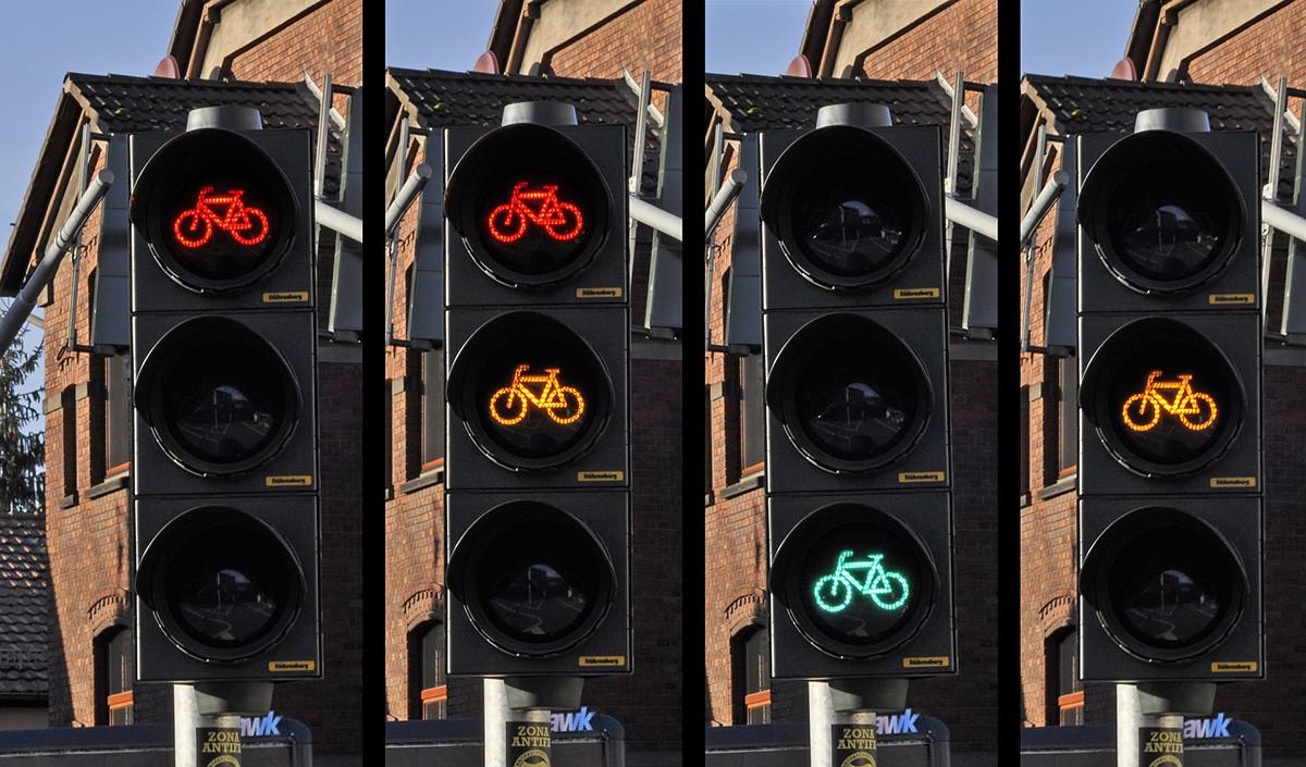 mobiliario urbano inteligente, semáforos