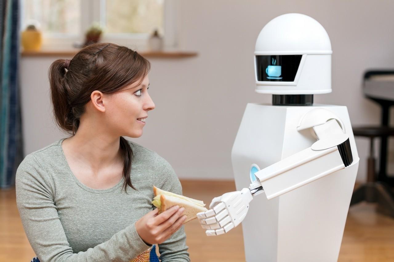 city robot