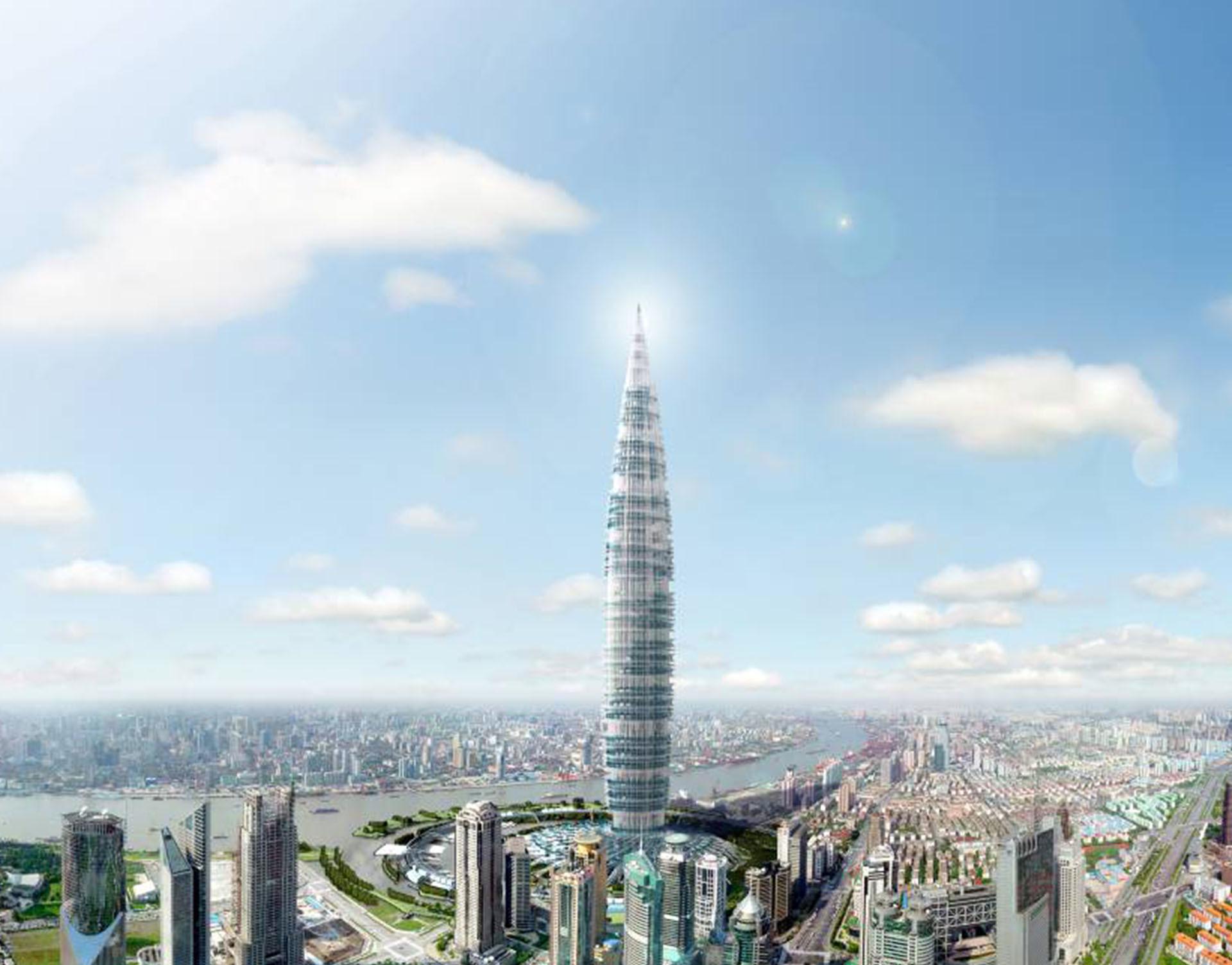 smart cities ciudades verticales