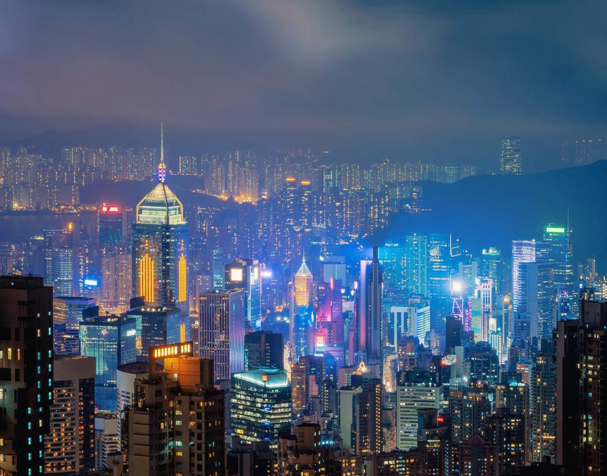 hong-kong city state