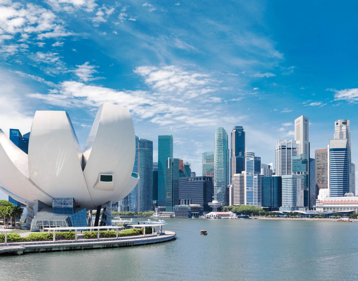 singapore city state