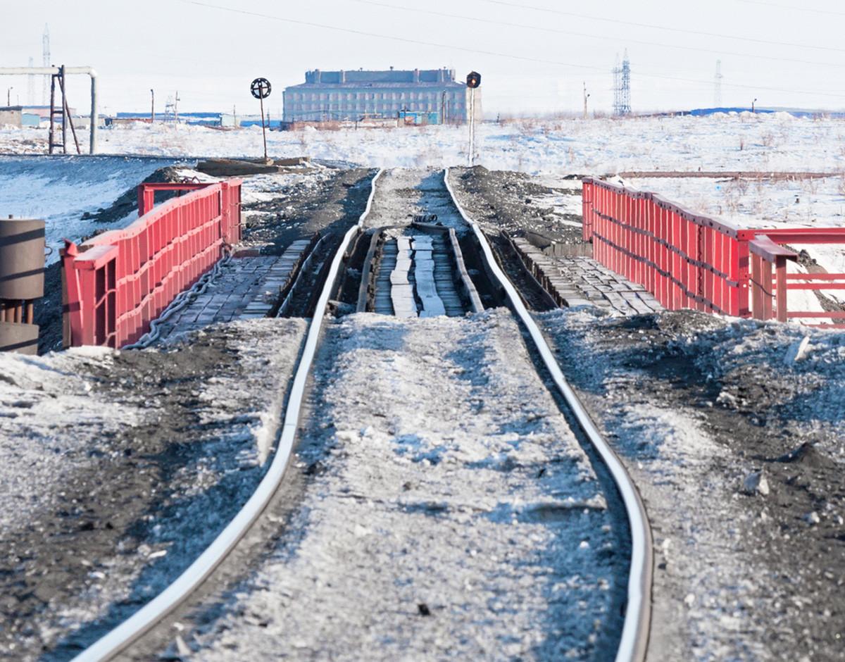 permafrost problema hundimiento rusia canada china alaska