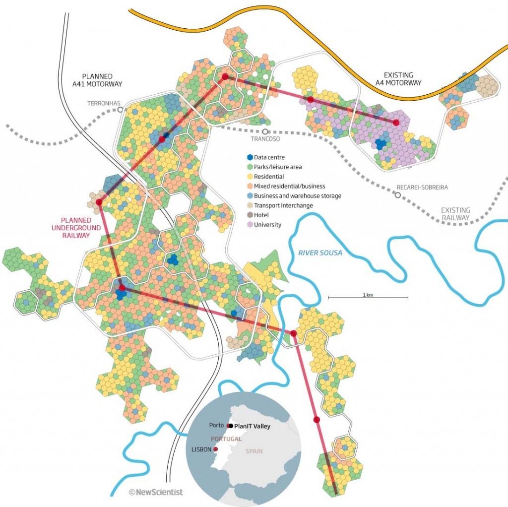smart city PlanIT-Valley