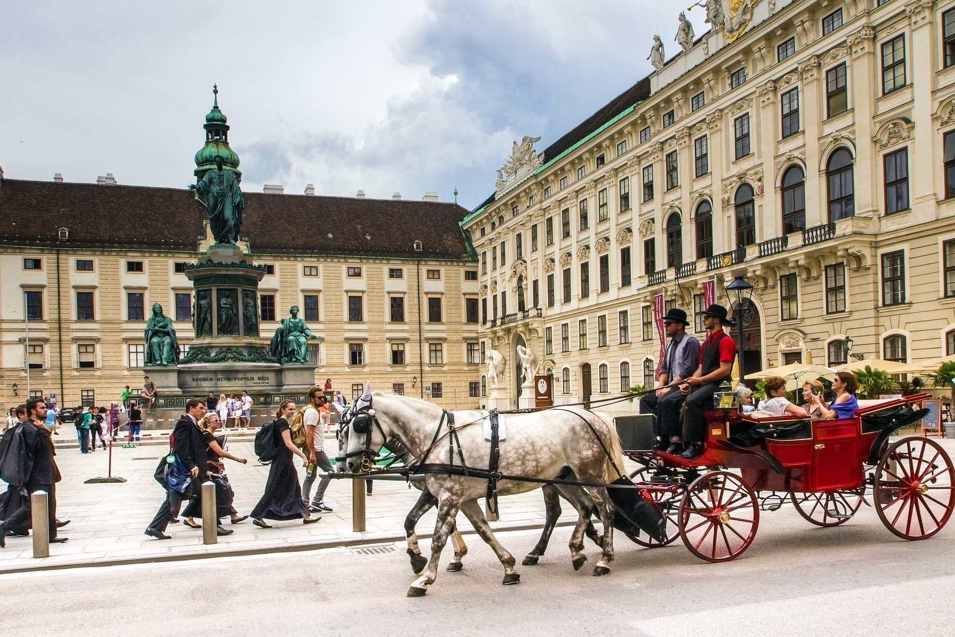 vienna is the best city to live in the world