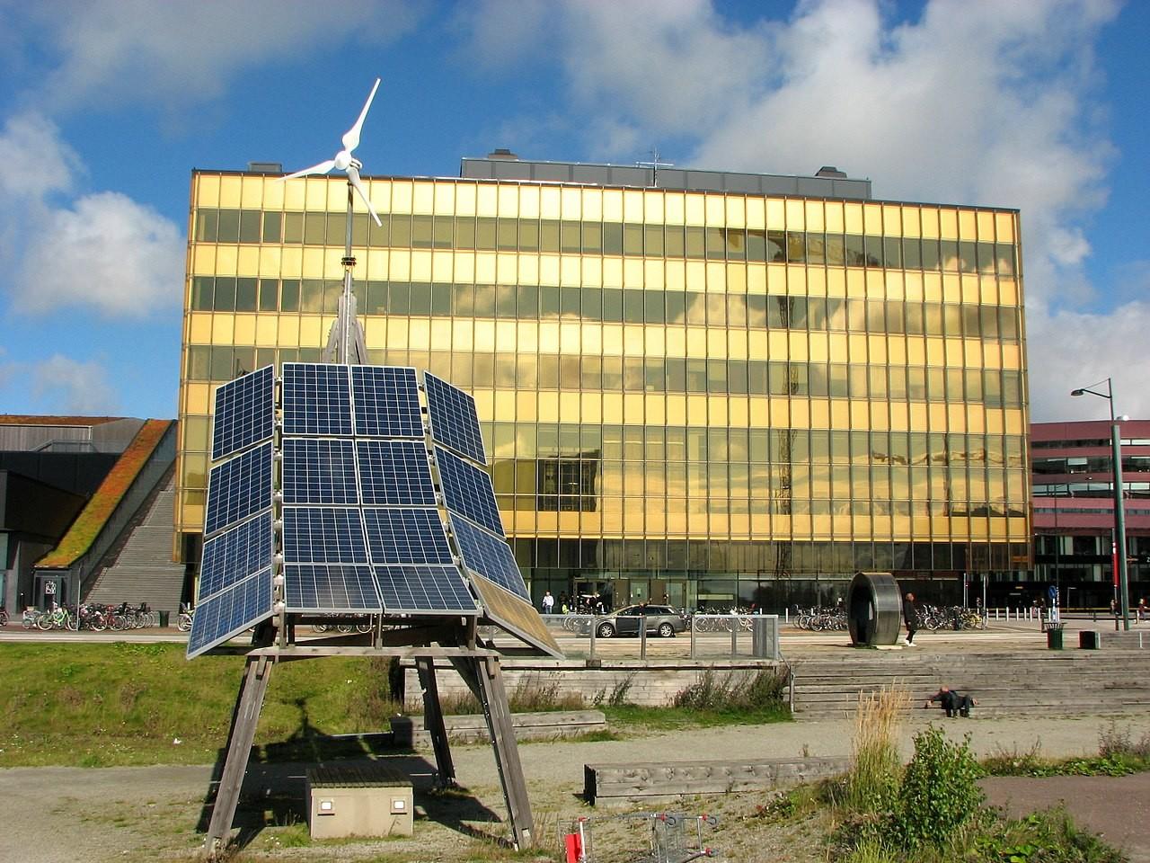 malmo energía solar
