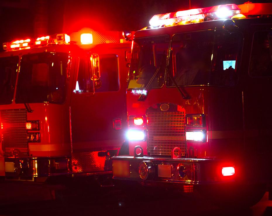 firefighter trucks
