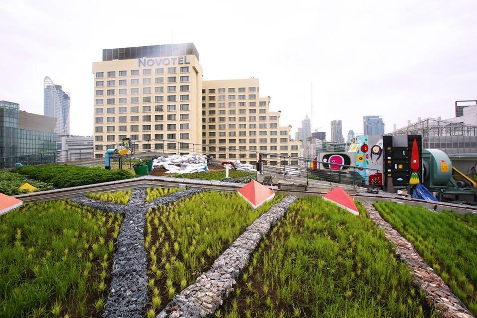 urban agriculture in thailand
