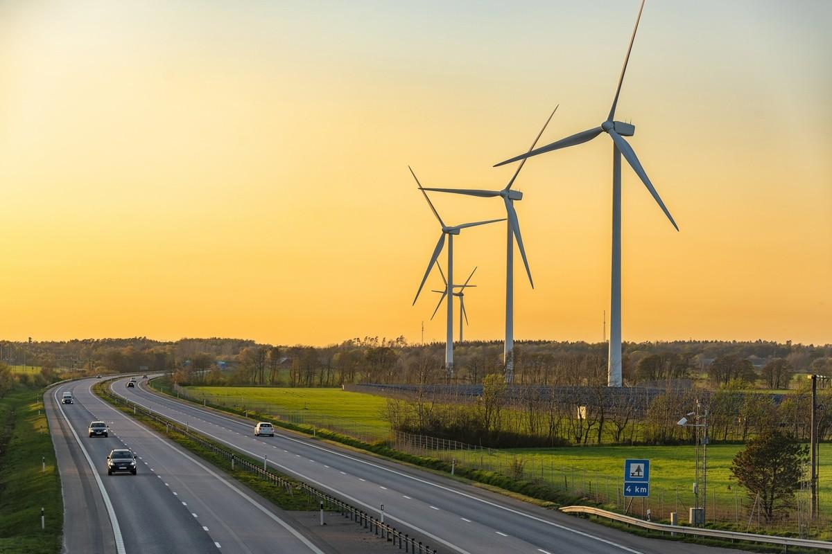 central eólica en suecia
