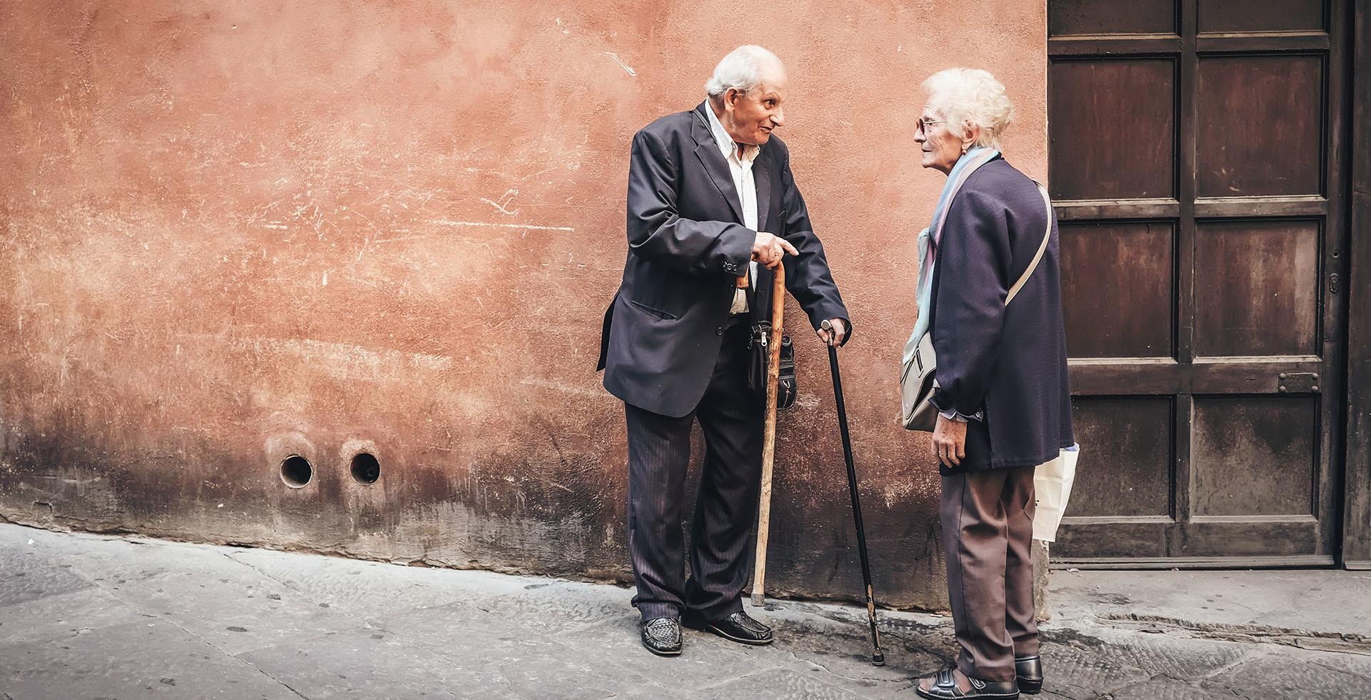senior citizens and covid-19
