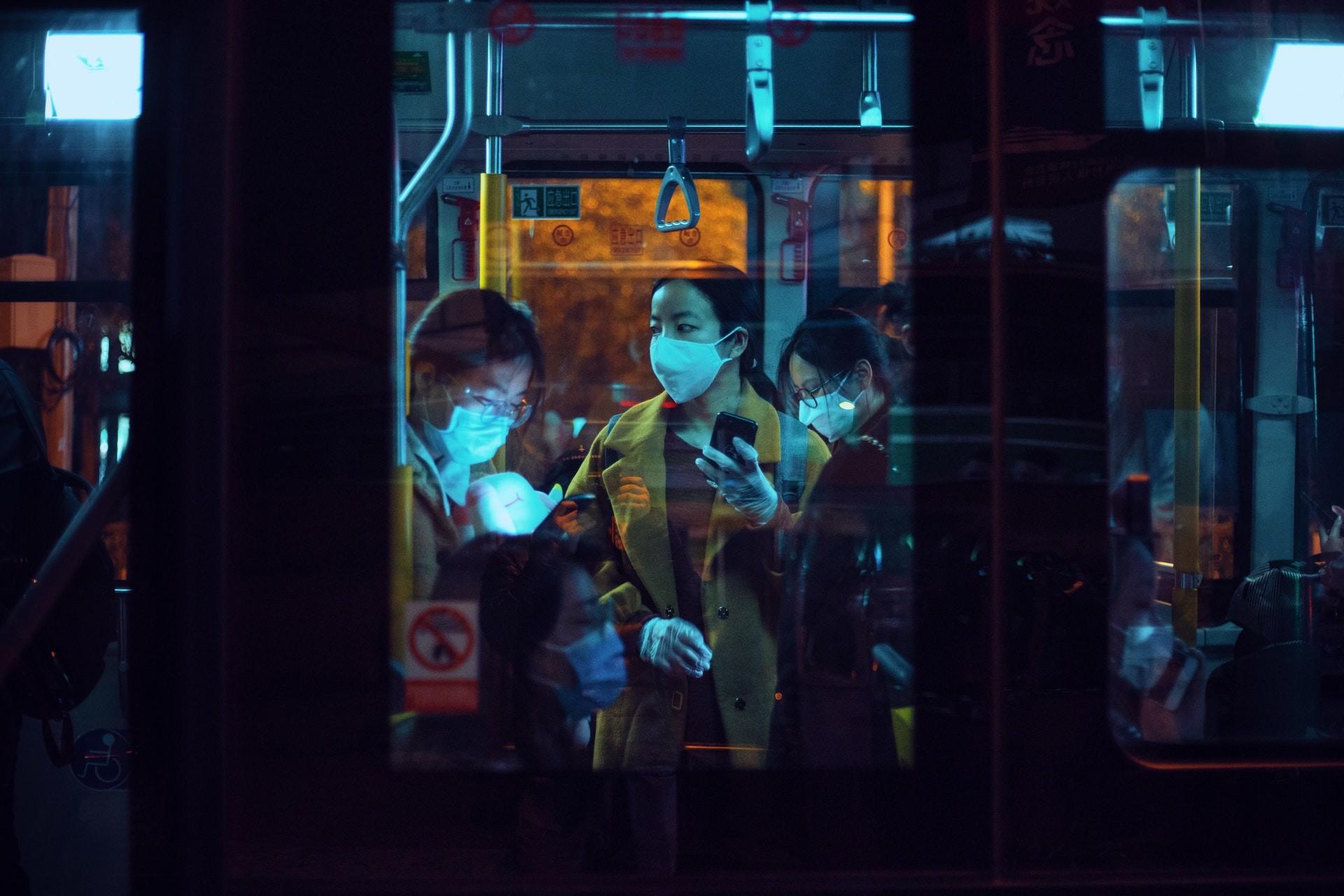 transporte en la pandemia covid-19