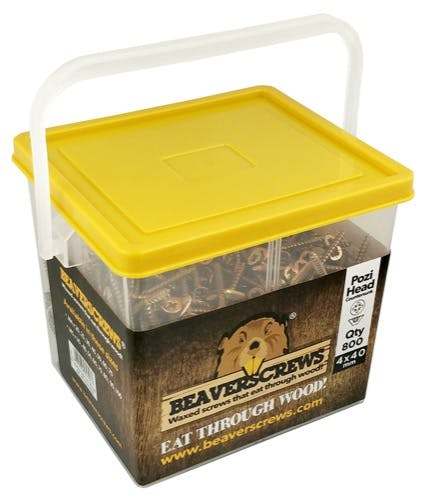 image of Beaverscrews HPWS Tub