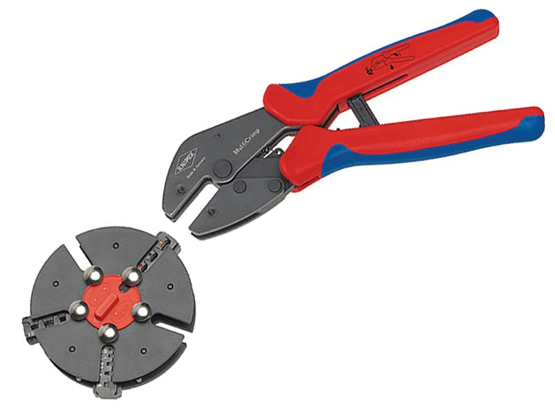 image of Knipex Multicrimp® Pliers Set