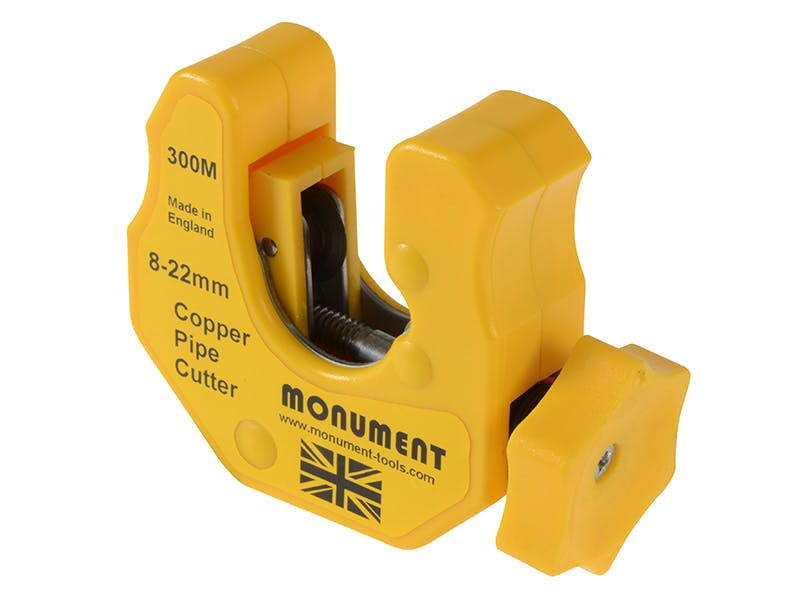 image of Monument 300M Semi-Automatic Pipe Cutter 8-22mm Capacity