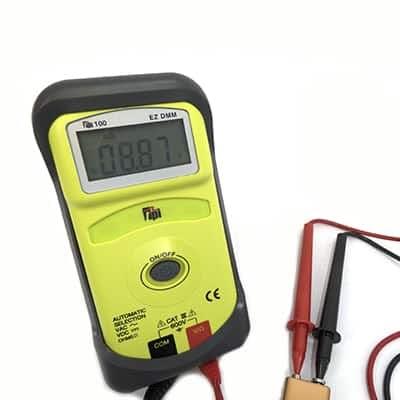 image of TPI 100 Digital Multimeter - Single Button