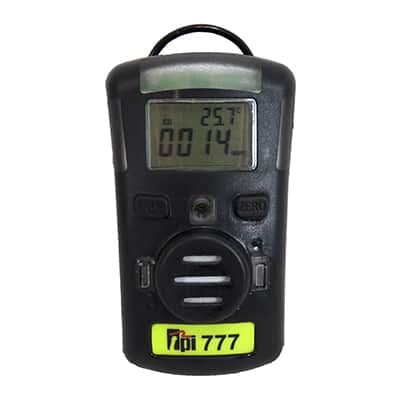 image of TPI 777 Personal CO Monitor