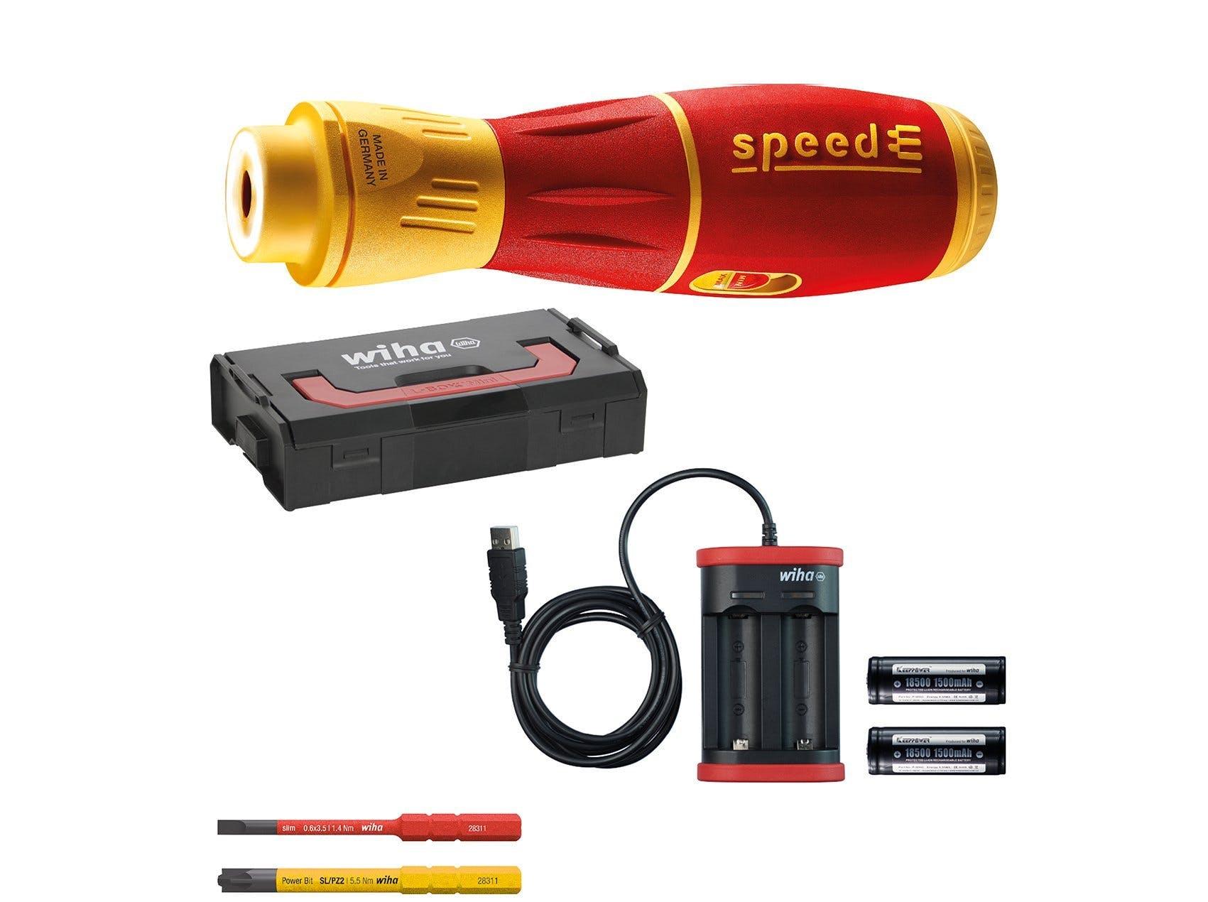 image of Wiha Tools speedE II