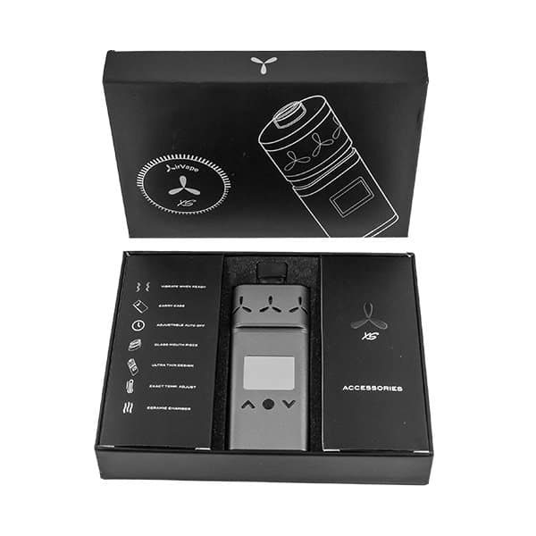 Airvape XS Vaporizer Packaging