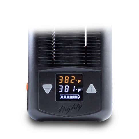 Mighty Vaporizer LCD Display