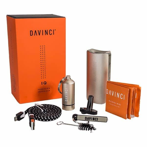 Davinci IQ Vaporizer Full Kit