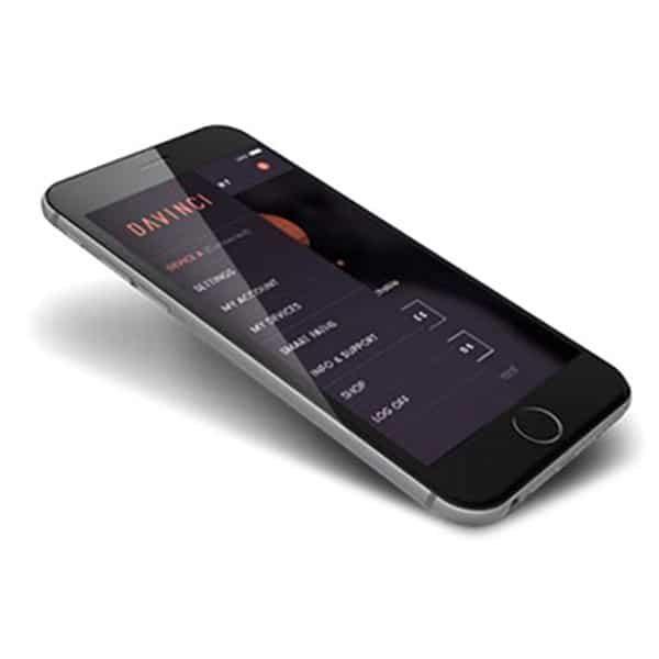 Davinci IQ Vaporizer Mobile App