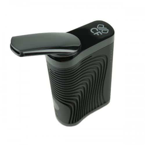 Boundless CF Vaporizer Top View & Mouthpiece